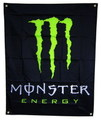 MONSTER ENERGY BANNER