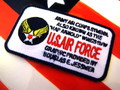 U.S.AIR FORCE WAPPEN
