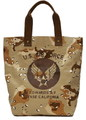 【20%OFF!!】U.S.AIR FORCE CAMOUFLAGE TOTE BAG~CHOCOCHIP CAMO~