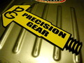 RACING STICKER~PRECISION GEAR~