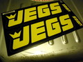 RACING STICKER~JEGS(大小4枚セット)~
