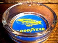 ROUND ASHTRAY ~GOOD YEAR~