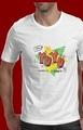 【D】Krist Tシャツ 白色