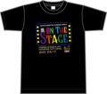 ON THE STAGE 支援Tシャツ