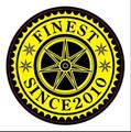 FINEST   SINCE2010 ステッカー