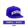 PURPLE / WHITE Color