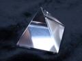 ブラジル産水晶ピラミッドC