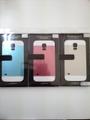 日本未発売☆韓国スマホケース INO METALシンプルタイプiPhone5s or GALAXYs5