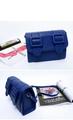 韓国ファッション 太ベルトスクエアショルダーバック