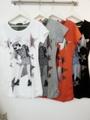 韓国ファッション☆スター柄Tシャツ