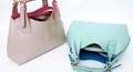 韓国ファッション ベルトデザインハンドルバック