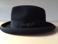 MAYSER WOOL HOMBURG HAT