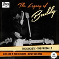 """THE LEGACY OF BUDDY HOLLY(7"""")"""