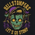 HELLSTOMPERS/Let's Go Stomp(Colored LP)