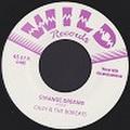 """CHUY & THE BOBCATS/Strange Dreams(7"""")"""