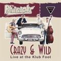 "THE PHARAOHS/Crazy & Wild(10"")"