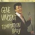 "GENE VINCENT/Temptation Baby(10"")"