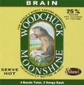 WOODCHUCK MOONSHINE(中古CD)¥1,100