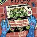 SURFIN' WOMBATZ/More Macabre Monstrosities(CD)