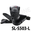 シマノ 内装8速 ラピッドファイアプラス ALFINE SL-S503 黒 CJ-8S20用【即納】