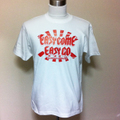 EASY COME, EASY GO 限定Tee WHITE/RED