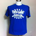EASY COME, EASY GO 限定Tee BLUE/WHITE