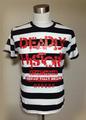 【限定】DEADLY HISTORY ボーダー Tシャツ BLACK/WHITE