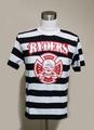 THE RYDERSボーダー Tシャツ BLACK/WHITE