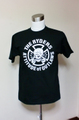 THE RYDERS ドクロ Tシャツ  BLACK