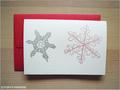 mini 雪の結晶/snowcrystal