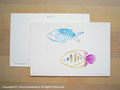 postcard トロピカルフィッシュ/tropicalfish