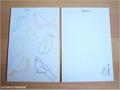 postcard 鳥7羽/seven birds