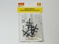 5011 マイクロトレイン製カプラー〔未組立〕(4ヶ入)