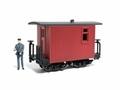 0989 HOn30 UV3D ギルピンカブース 赤/黒 完成品