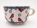 【ポーランド陶器】コーヒーカップ(ウソ) [250g]