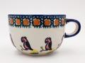 【ポーランド陶器】コーヒーカップ(ポール)
