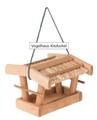 バードフィーダー (茅葺き屋根) [580g]