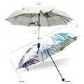 折り畳み傘!鳥