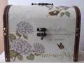 <あまの>ドーム型ボックス!四十雀と紫陽花