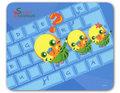 マウスパッド キーボード セキセイ/緑