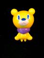 PICO HITCH BEAR Yellow(塗装版)