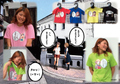 【特別価格】しゃべる!きみわたTシャツ(S,M,L,XL)