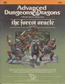 英語版AD&Dシナリオモジュール The Forest Oracle