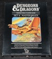 英語版D&D マスタールールセット Dungeons & Dragons Master Rules