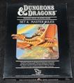 英語版D&D マスタールールセット Dungeons & Dragons Master Rules