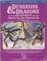 英語版D&Dシナリオモジュール Quest for the Heartstone