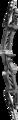 HOYT フォーミュラ ファクターHP ハンドル(H25)