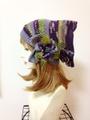 1163 ミニローチお花:紫