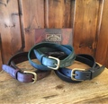 "ANCHOR BRIDGE  ""Bridle Leather Belt 20mm"""
