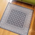 "Tribeca Select Item ""Flower Bandanna Rug"""